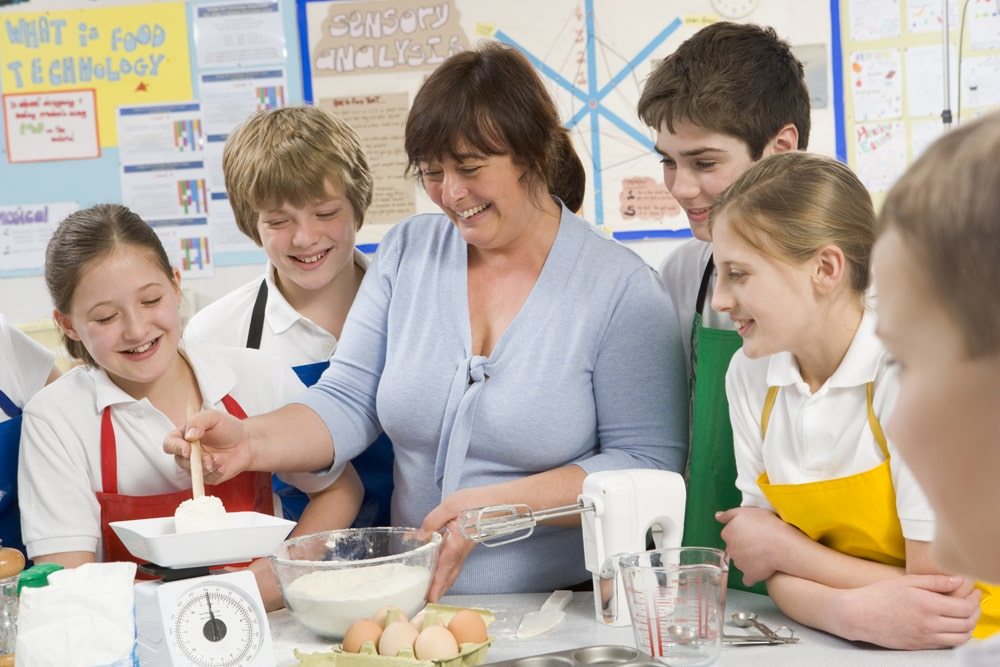 Food Safety in Educational Settings