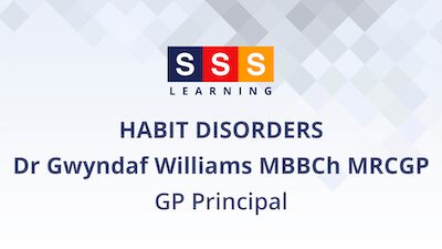 Dr. Gwyn Willams talks about children's mental health & wellbeing in relation to habit disorders.