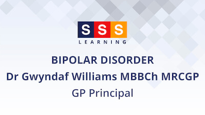Dr. Gwyn Williams talks about children's mental health & wellbeing in relation to bipolar disorders