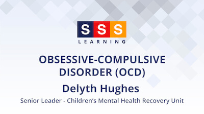 Delyth Hughes talks about children's mental health & wellbeing in relation to OCD.